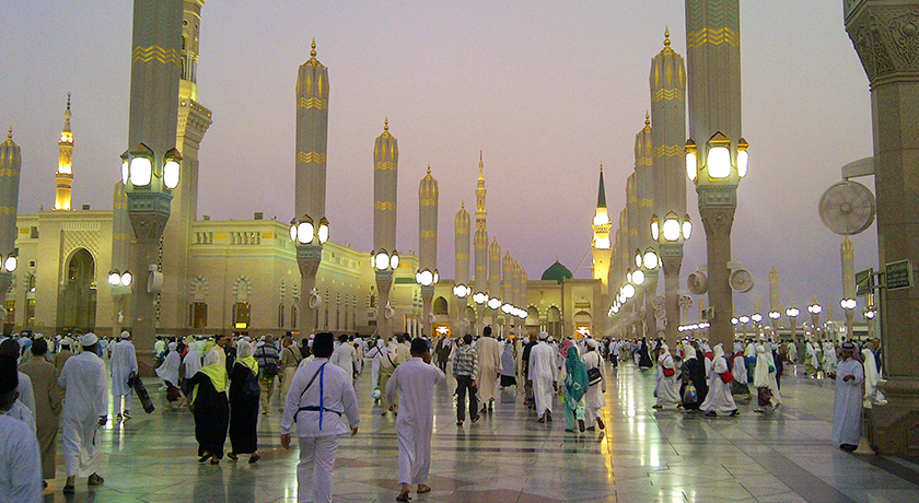 7 Nights Umrah Deal